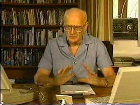 Arthur C. Clarke and the Mandlebrot set...
