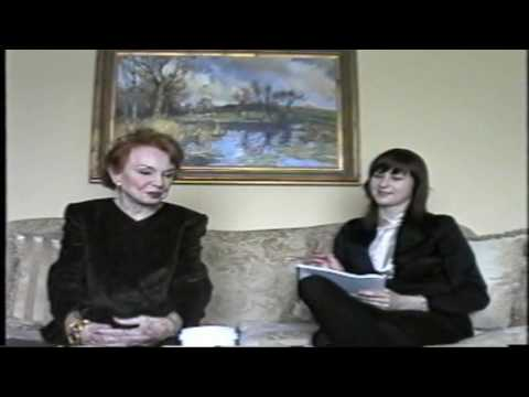 INTERVIEW with Hollywood legend JERALDINE