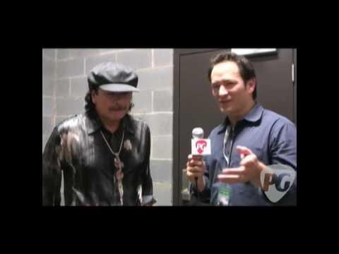 The PRS Experience-Carlos Santana Interview
