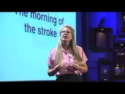 How it Feels to Have a Stroke - Neuroanatomist Jill Bolte Taylor