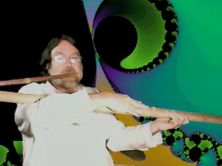 Praying Mantis Flute