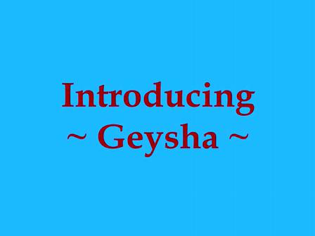Global_Mission_Geysha_Video