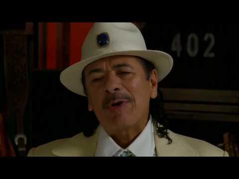 Carlos Santana Welcome