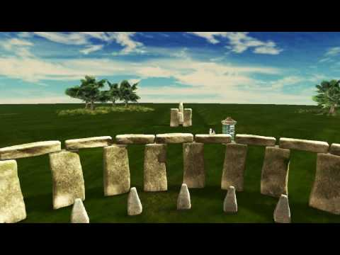 StoneHenge 2010 (Virtually)