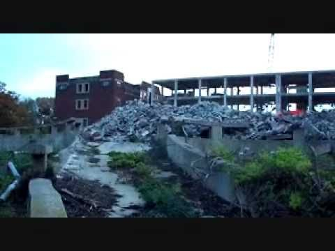 Haunted St Paschal's Friary Demolition- Part Fou