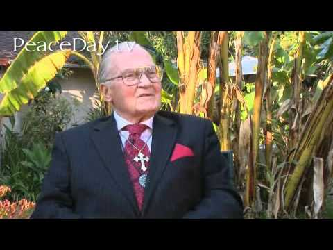 Peace Day Tribute to Dr. Robert Muller