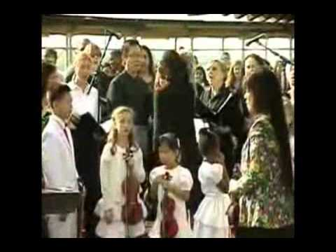 Peace Day 2010 Broadcast Review