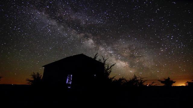 Plains Milky Way