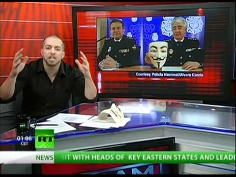 """Leaderless movement's """"leaders"""" caught! (Anonymous survives)"""