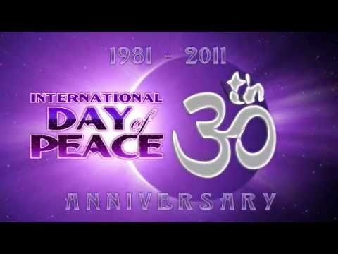 30th Anniversary of International Day of Peace