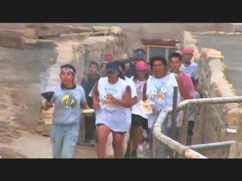 Hopi, Aztec Fire & Water Run Part 3