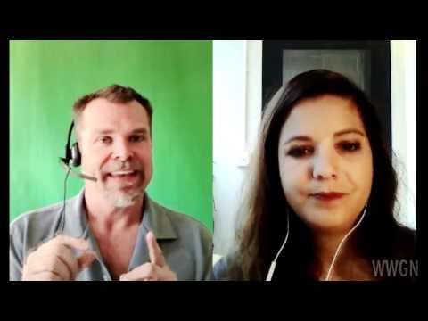 WWGN Maya interviews Freeman Michaels