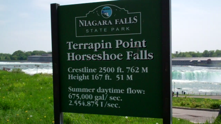 Terepin Point sign