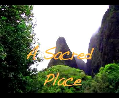 sacred spot