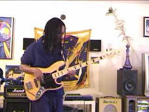 Fly Me Away On A Bass Guitar