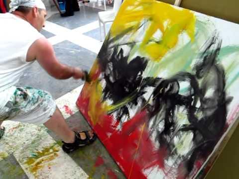Artist:Shefqet Avdush Emini