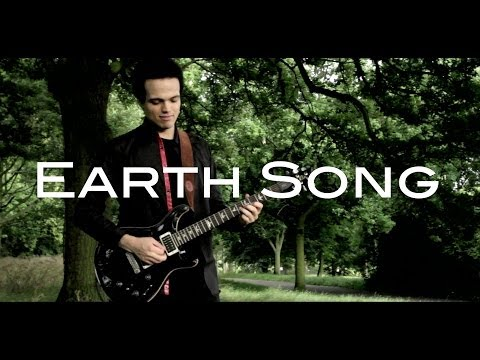 EARTH SONG - Michael Jackson Guitar Cover: Adam Lee
