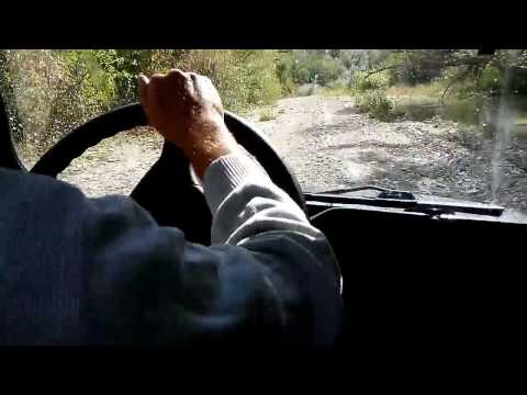 Russian off-road tour to dolmens and waterfalls