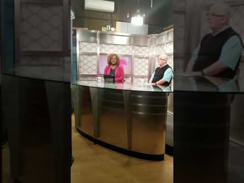 Behind the scenes: Health 180 With Carion Fenn Rogers TV Durham Health in Volunteering