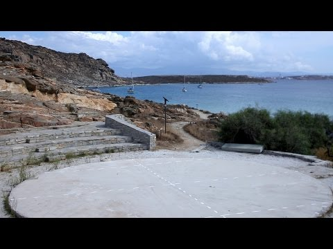 Paris/Paros Project (Part 1/2)