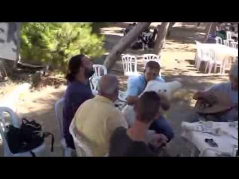 ΠΑΡΟΣ τσαμπούνες του Αιγαίου 29-9-2013