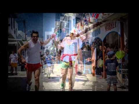 2nd 24.4km Antiparos Road Race for Health - Official Teaser