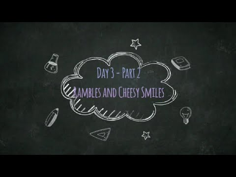 Day 3 - Part 2 - After 24 Extractions with Immediate Dentures - Cheesy Smiles
