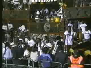 Mangrove Steel Orchestra - WST Steelband Music Video
