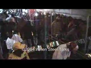"""Desperadoes Steel Orchestra - """"Whap Cocoyea,"""""""