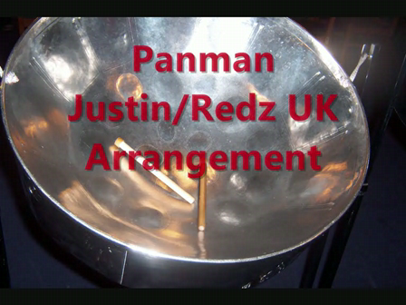 'Pan Redemption' Panman Justin/Redz UK Arrangement