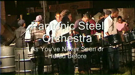 Pantonic Steel Orchestra - Tonic Gems CD