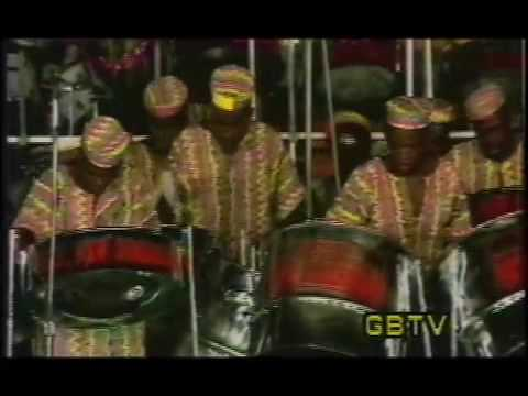 New Dimension Steel Orchestra. 1992