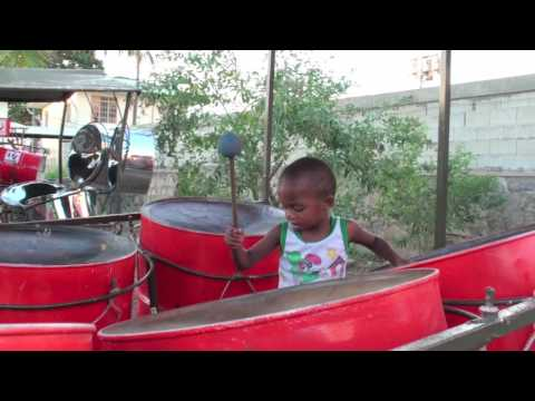 The Future of Steel Pan ~ Junior Panorama