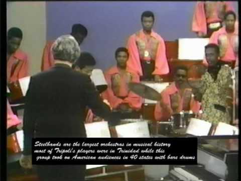 Trinidad Tripoli Steelband  Hallelujah Chorus David Frost