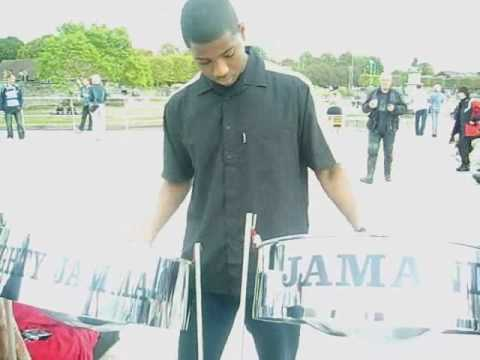 15 year old Steelpan Soloist
