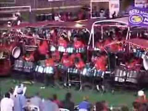 Canada's AfroPan - WST Steelband Music Channel