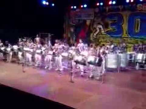Sion Hill Euphonium Junior Steel Orchestra