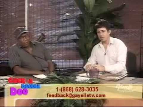 "Len ""Boogsie"" Sharpe - Interview on Gayelle TV: Patrick Arnold must go! (part 3)"