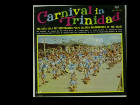 """Lord Kitchener's """"My Pussin"""" by Desperadoes Steel Orchestra"""