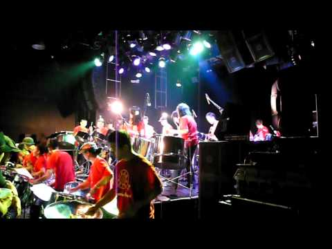 Japan's Panorama Steel Orchestra - Live in Tokyo