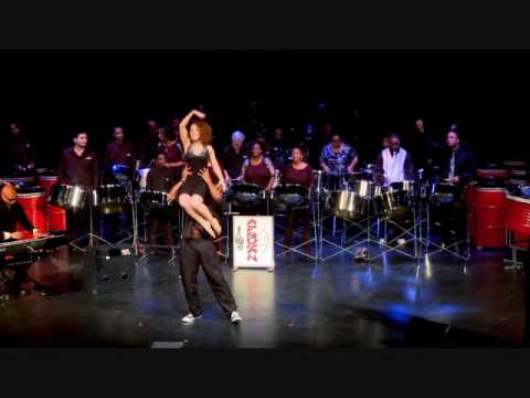 """Will You Be There (Hold Me)"" - Afropan Steelband"