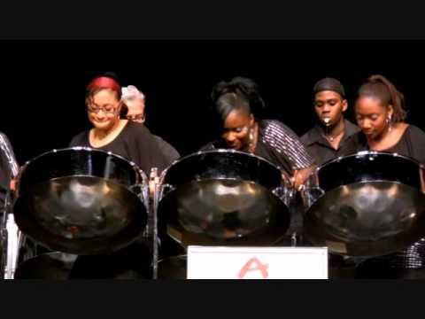 """A Gozar Con Mi Combo"" - Afropan Steelband"