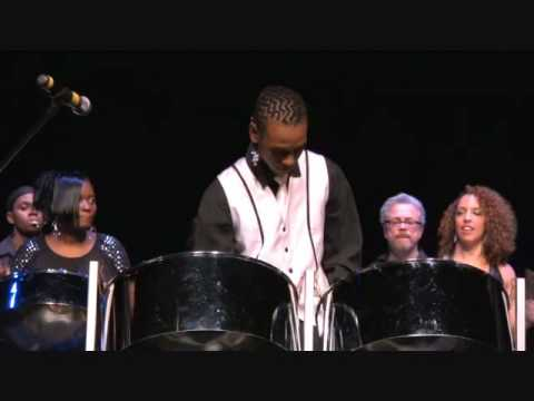"""Pan in Harmony (part 2)"" - Afropan Steelband"