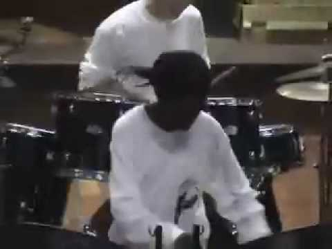 South Africa Steel Band Performs Boogsie's ~ Birthday Party