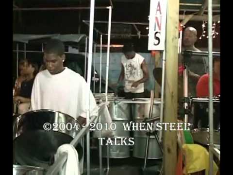 Marsicans - Celebrate - Pan in New York 2004 - WST Steelband Channel