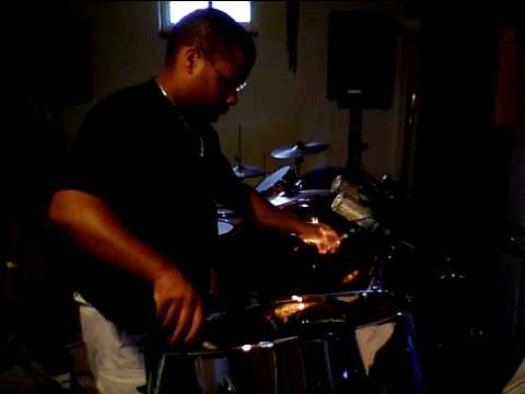 "Joseph Whitney Solo Steel Pan on ""Black Orpheus"""