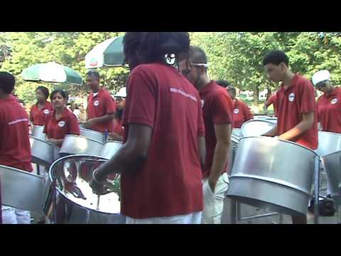Souls of Steel Orchestra - Andre Rouse - Arranger -  Ipanema -  On the Beaches - Torontopan
