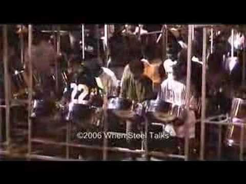 Exodus Steel Orchestra Live - WST Steelband Music Channel