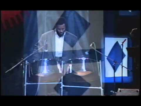 ":  ROBERT GREENIDGE  ""Stardust"" (Sunshine Awards 1990)"