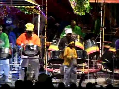 Lime Hellsgate Steel Orchestra 2010